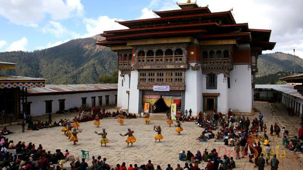 Bhutan Attractions in November