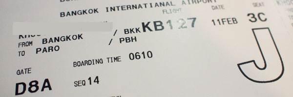 drukair-boarding-pass